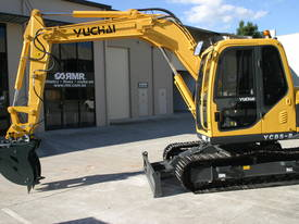 Yuchai YC85-8 Excavator 8ton with Kubota engine - picture10' - Click to enlarge