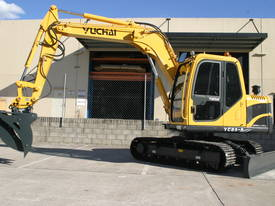 Yuchai YC85-8 Excavator 8ton with Kubota engine - picture18' - Click to enlarge