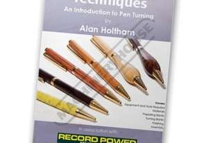 RPDVD10 Woodturning Techniques DVD - Introduction to Pen Turning with Alan Holtham Duration - 45min