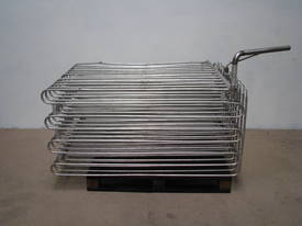 Stainless Steel Cooling Evaporator Heat Exchanger