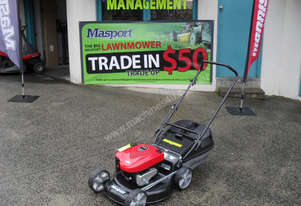 MASPORT LIMITED EDITION CONTRACTORS MOWER