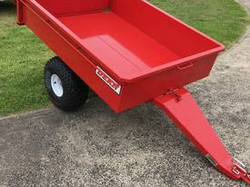 No. 13 Agricultural Tipping Bike Trailer - picture2' - Click to enlarge