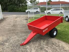No. 13 Agricultural Tipping Bike Trailer - picture3' - Click to enlarge