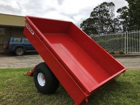 No. 13 Agricultural Tipping Bike Trailer - picture7' - Click to enlarge