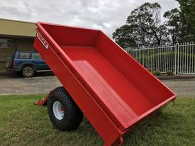 No. 13 Agricultural Tipping Bike Trailer - picture8' - Click to enlarge