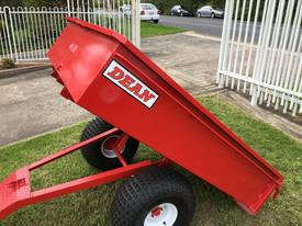No. 13 Agricultural Tipping Bike Trailer - picture9' - Click to enlarge