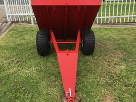 No. 13 Agricultural Tipping Bike Trailer - picture10' - Click to enlarge