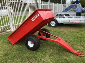No. 13 Agricultural Tipping Bike Trailer - picture11' - Click to enlarge