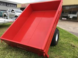 No. 13 Agricultural Tipping Bike Trailer - picture12' - Click to enlarge