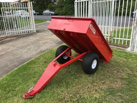 No. 13 Agricultural Tipping Bike Trailer - picture13' - Click to enlarge
