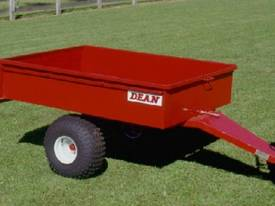 No. 13 Agricultural Tipping Bike Trailer - picture0' - Click to enlarge