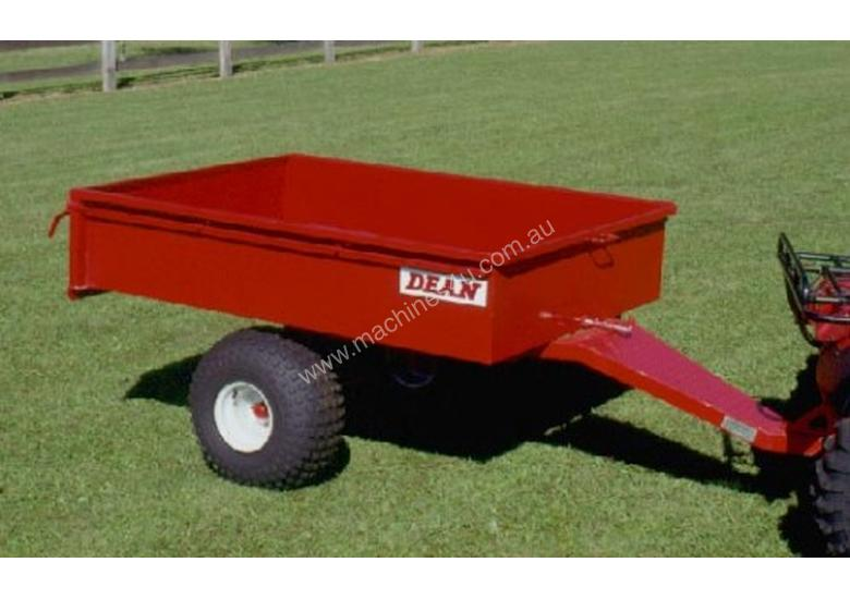 No. 13 Agricultural Tipping Bike Trailer