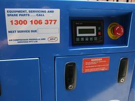 rotary screw air compressor for sale. sale - 10hp 7.5kw rotary screw air compressor pack picture2\u0027 click to for