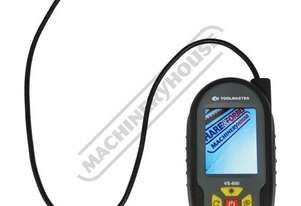 VS-600 Portable Video Palm Inspection Camera 53 x 40mm Colour Screen, 600mm Cable Reach IP67 Waterpr