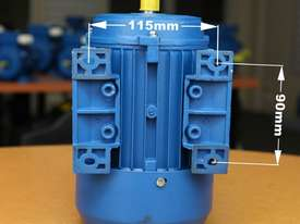 0.25kw/0.33HP 1400rpm 14mmshaft motor single-phase - picture1' - Click to enlarge