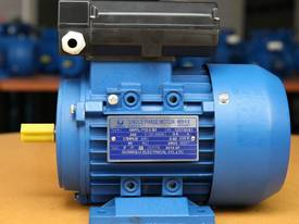 0.25kw/0.33HP 1400rpm 14mmshaft motor single-phase - picture2' - Click to enlarge