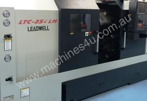 Leadwell Quality CNC Lathes Huge Range
