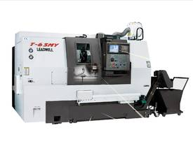 Leadwell Quality CNC Lathes Huge Range  - picture17' - Click to enlarge