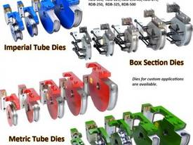 SAVE $$ BAILEIGH USA TUBE & PIPE TOOLING EX STOCK  - picture0' - Click to enlarge
