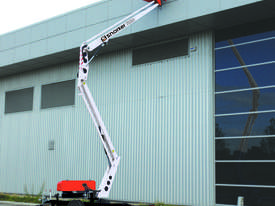 TL34 Trailer Boom Lift - picture1' - Click to enlarge