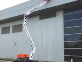 TL34 Trailer Boom Lift - picture0' - Click to enlarge