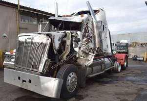 2010 KENWORTH T408SAR WRECKING