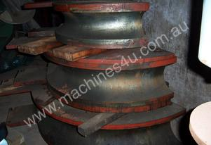 Or  Pipe bending formers