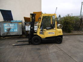 HYSTER COUNTER BALANCE FORKLIFT