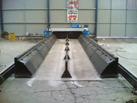 Profile Cutting Systems modular air extraction tab - picture1' - Click to enlarge