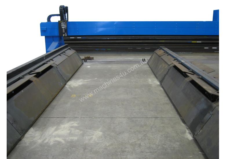 Profile Cutting Systems modular air extraction tab