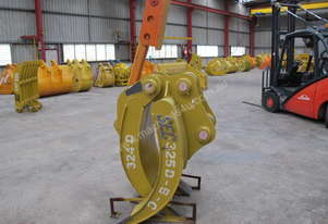 2017 SEC 25ton Mechanical Grapple CAT325/CAT329