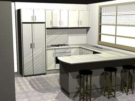 Kitchen Design Software - CabMaster - picture1' - Click to enlarge