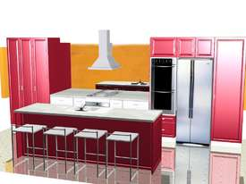 Kitchen Design Software - CabMaster - picture2' - Click to enlarge