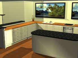 Kitchen Design Software - CabMaster - picture3' - Click to enlarge