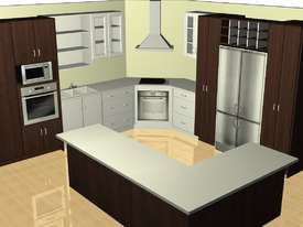 Kitchen Design Software - CabMaster - picture4' - Click to enlarge