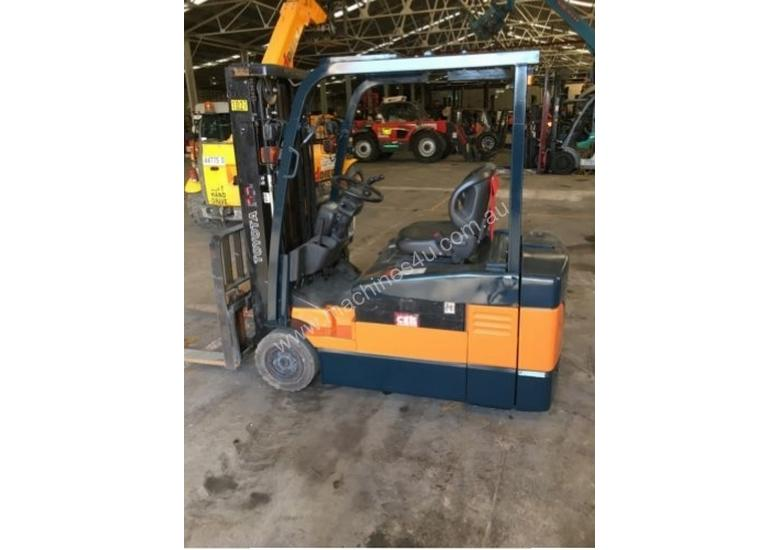 Used Toyota 7FBE20 forklift