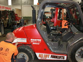 Used Toyota 7FBE20 forklift - picture19' - Click to enlarge