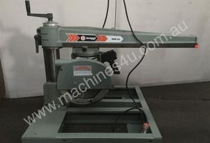 Maggi Junior 640 Radial Arm Saw 3kw