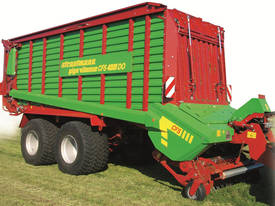 Silage Loader Wagon  - Giga Vitesse - picture0' - Click to enlarge