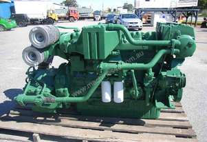 VOLVO PENTA 415HP TURBO CHARGED 6 CYLINDER MARINE
