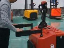 New 2ton Electric Powered Pedestrian Pallet Jacks - picture2' - Click to enlarge