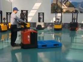 New 2ton Electric Powered Pedestrian Pallet Jacks - picture0' - Click to enlarge