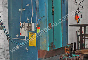 Powder coat coating booth Recovery Cabinet Abrasiv