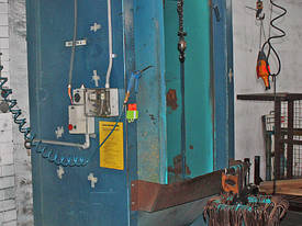 Powder coat coating booth Recovery Cabinet Abrasiv - picture0' - Click to enlarge