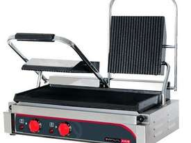 Double Head Panini Press - picture1' - Click to enlarge