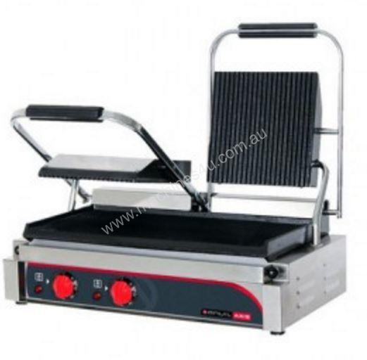 Double Head Panini Press