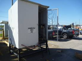 REVERSE OSMOSIS UNIT WATER PURIFICATION STATION