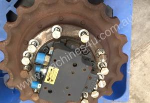 Komatsu PC55mr-3 Final drive assemblies