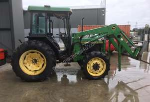 1997 JOHN DEERE 5400 CAB 4WD FOR SALE