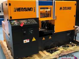 EVERISING H-360HB | FULLY AUTOMATIC | NC CONTROL | ENCLOSED | 360MM DIA CAPACITY BAND SAW - picture0' - Click to enlarge